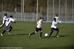Menschlichkeit Fußball (3)-3a